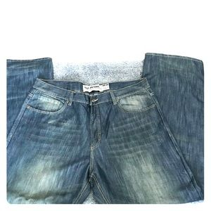 Men's casual/dressy jeans